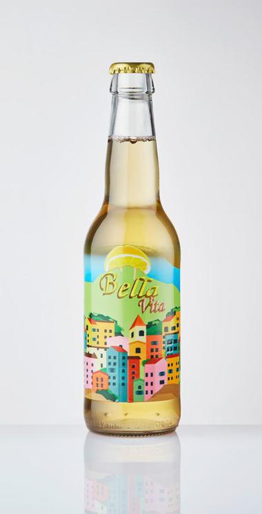 Bellavita Bottle Card
